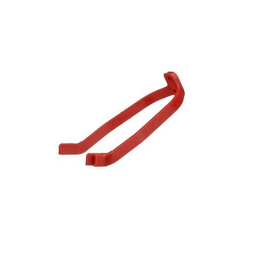 Υποστηρικτικό φτερού Xiaomi m365 Scooter για πίσω φτερό OEM κόκκινο