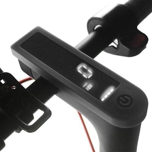 Προστατευτικό κάλυμμα για dashboard Xiaomi m365 ή m365 Pro μαύρο - 2