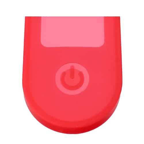 Προστατευτικό κάλυμμα για dashboard Xiaomi m365 ή m365 Pro κόκκινο - 2
