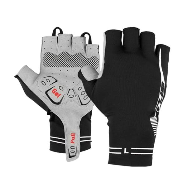 Γάντια κοντά GUB S032 αντιολισθητικά και αντικραδασμικά σε μέγεθος (L) - Μαύρα