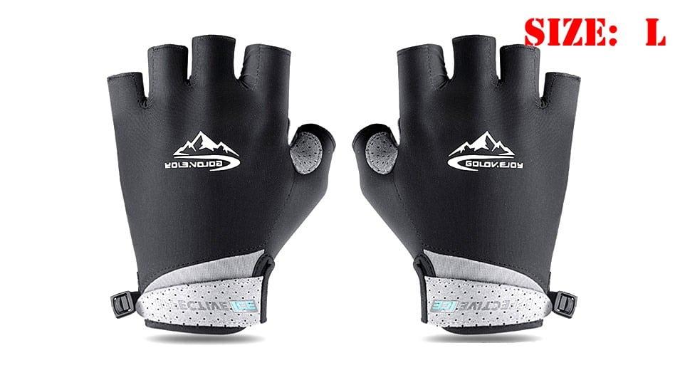 Κοντά γάντια για ηλεκτρικό πατίνι m365/ 1S/ Pro/ Pro2 ή ποδήλατο size (L) μαύρο